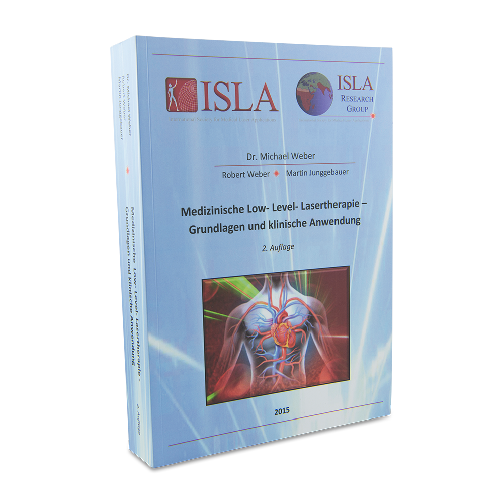 Sachbuch zur Medizinischen Low-Level Lasertherapie (2. Auflage)